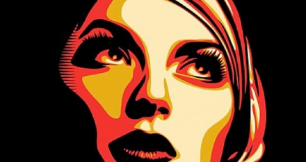 Rise Above Rebel Shepard Fairey
