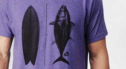 Reef tshirt