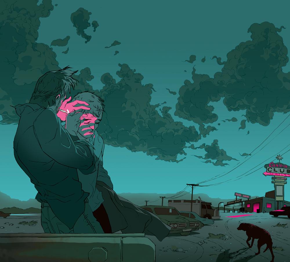 Art Illustration: Overkill – The Art Of Tomer Hanuka