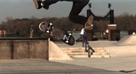 Robbyn Magby 720 Double flip