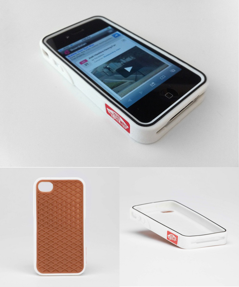 wholesale dealer 915c1 7b09f Vans Waffle Sole iPhone Case – Sixand5