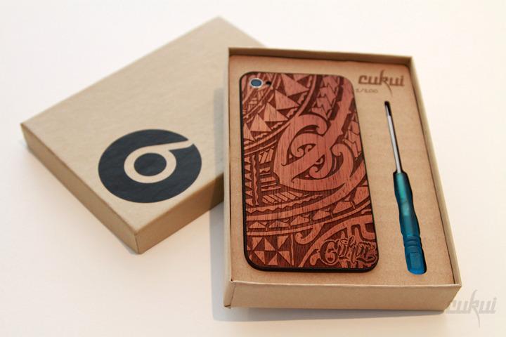 buy online 15fa9 5a6b1 Cukui x Material6 – Koa wood iPhone Backplate – Sixand5