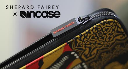 Incase Shepard Fairey