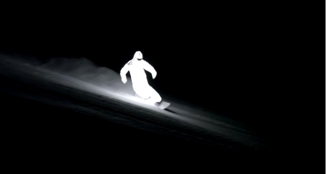 Nowness LED Surfer by Jacob Sutton