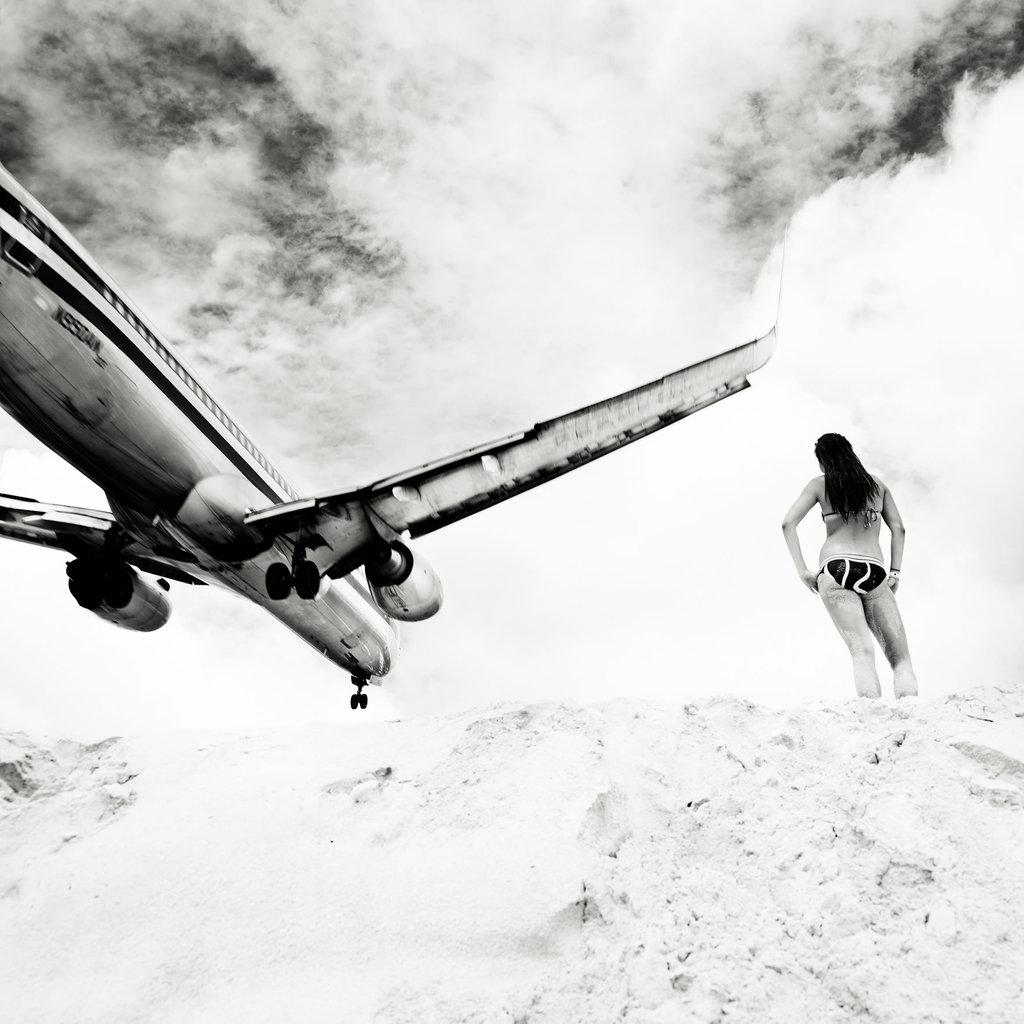 Josef Hoflehner Jet Airliner 3