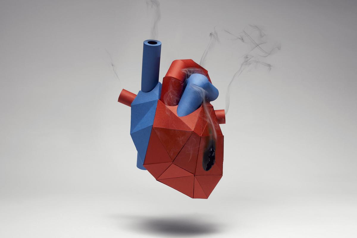 Kyle Bean Paper Heart