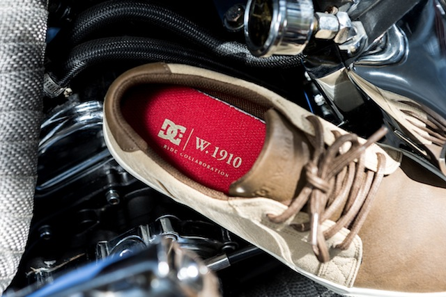 DC SHOES W1910