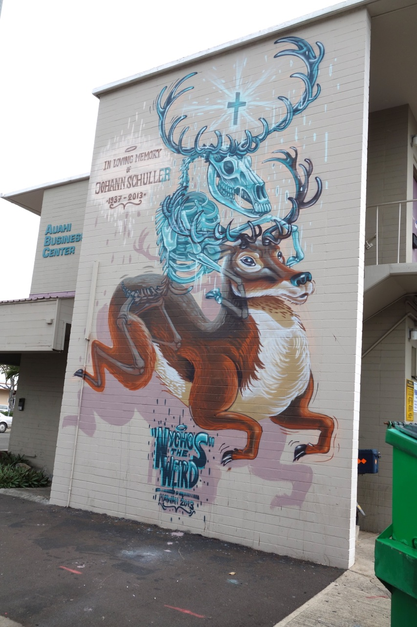 nychos hawaii