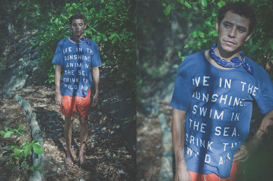 Quality People Ss13 Collection Getting Lost In The