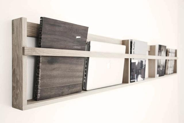 Vega Magazine Rack For Wall Sixand5