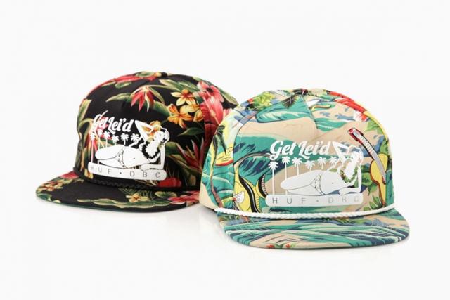 HUF Summer 2013 Hawaiian Hat Series – Sixand5 dbf1be159dd9