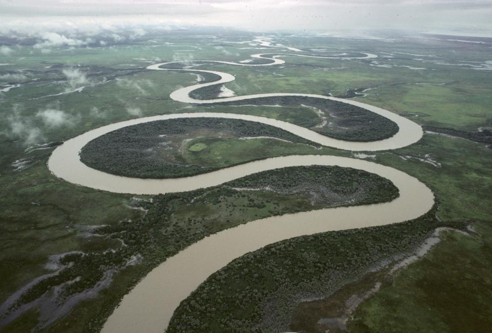 Monsoons, Australia, River, Arnumlan Untold_book