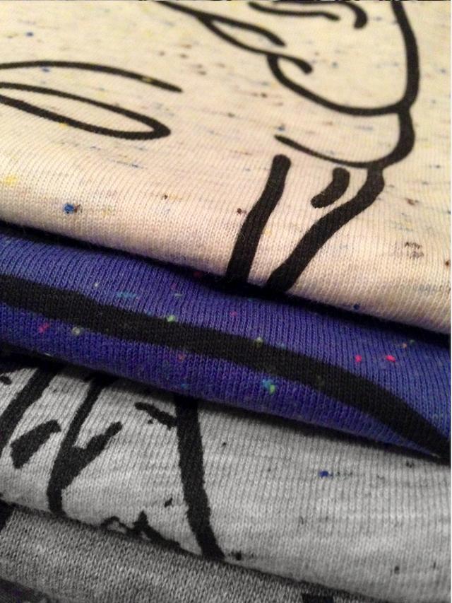 lostmymind-alexis-jamet-speckled-cream-t-shirt