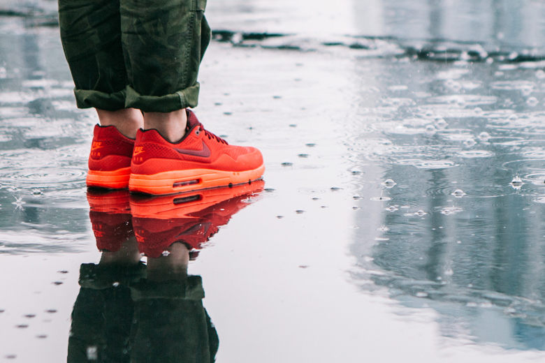 """Nike Air Max 1 Ultra Moire """"University Red"""" – Sixand5"""