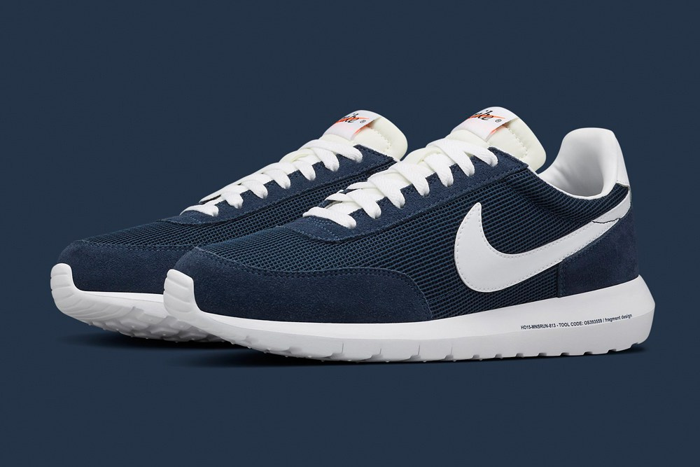 905a511f7fac1 fragment design   NikeLab Mix Two Silhouettes to Premiere the Roshe Daybreak