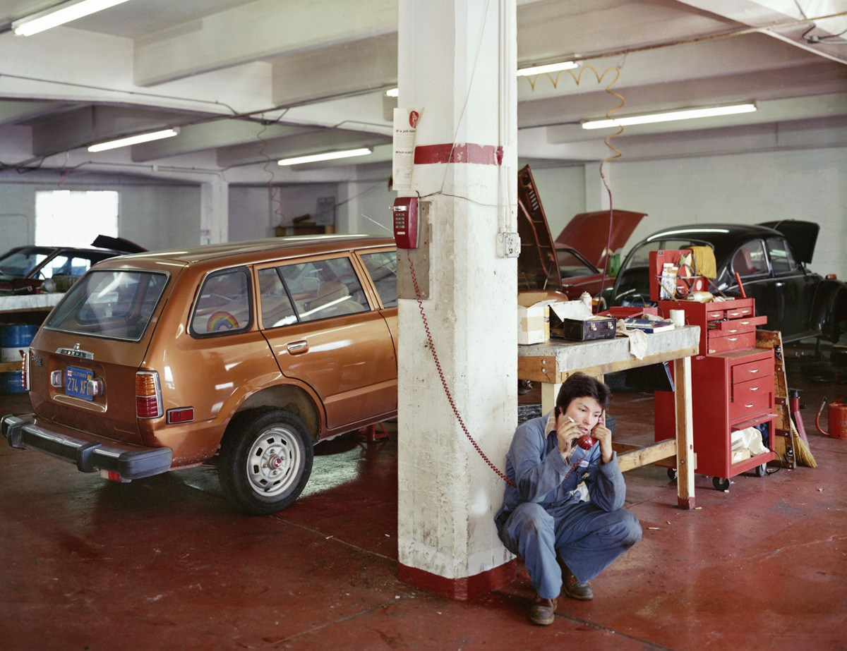 13.Labyris-Auto-Repair-22Complete-Car-Care-By-Women22-240-6th-Street-1982