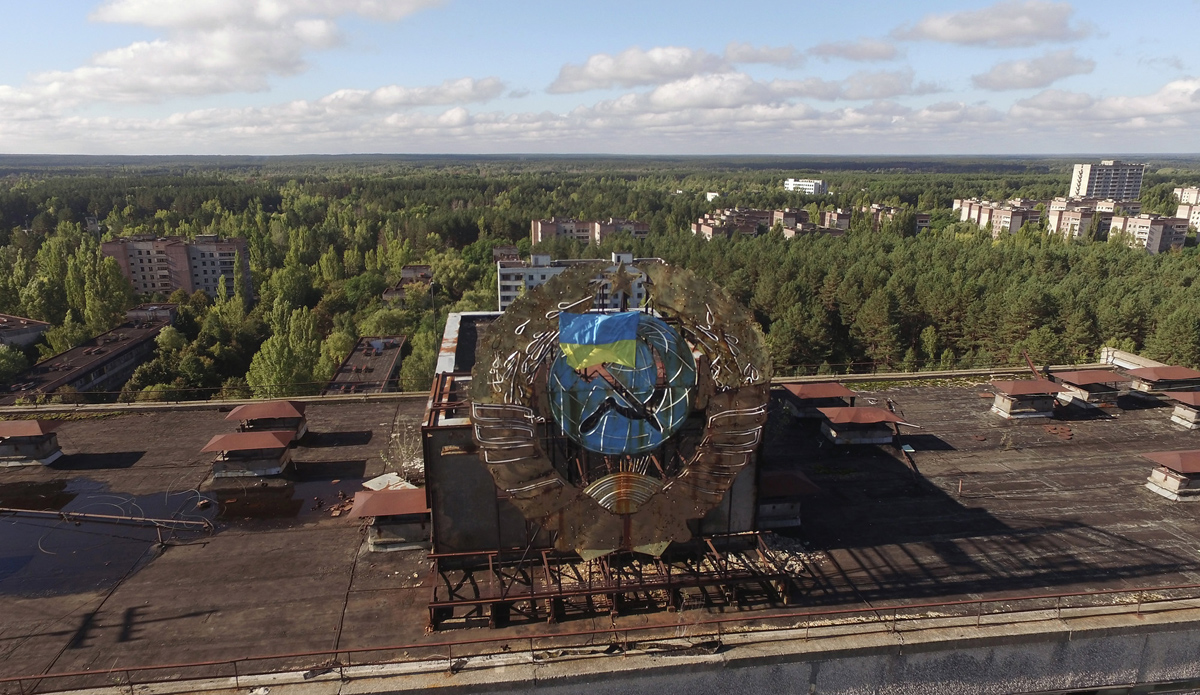 Chernobyl, Nearly 30 Years Since Catastrophe
