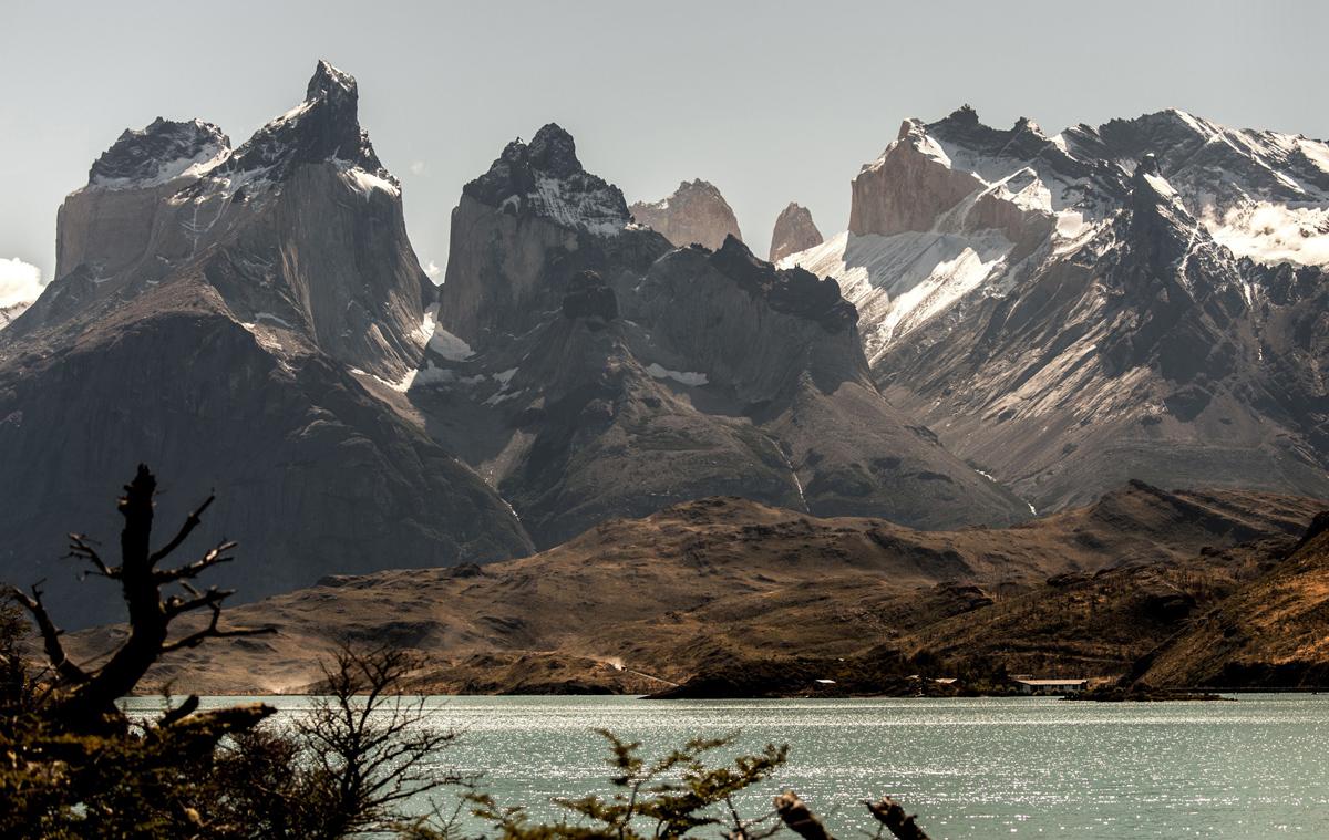 CHILE-PATAGONIA-TORRES DEL PAINE
